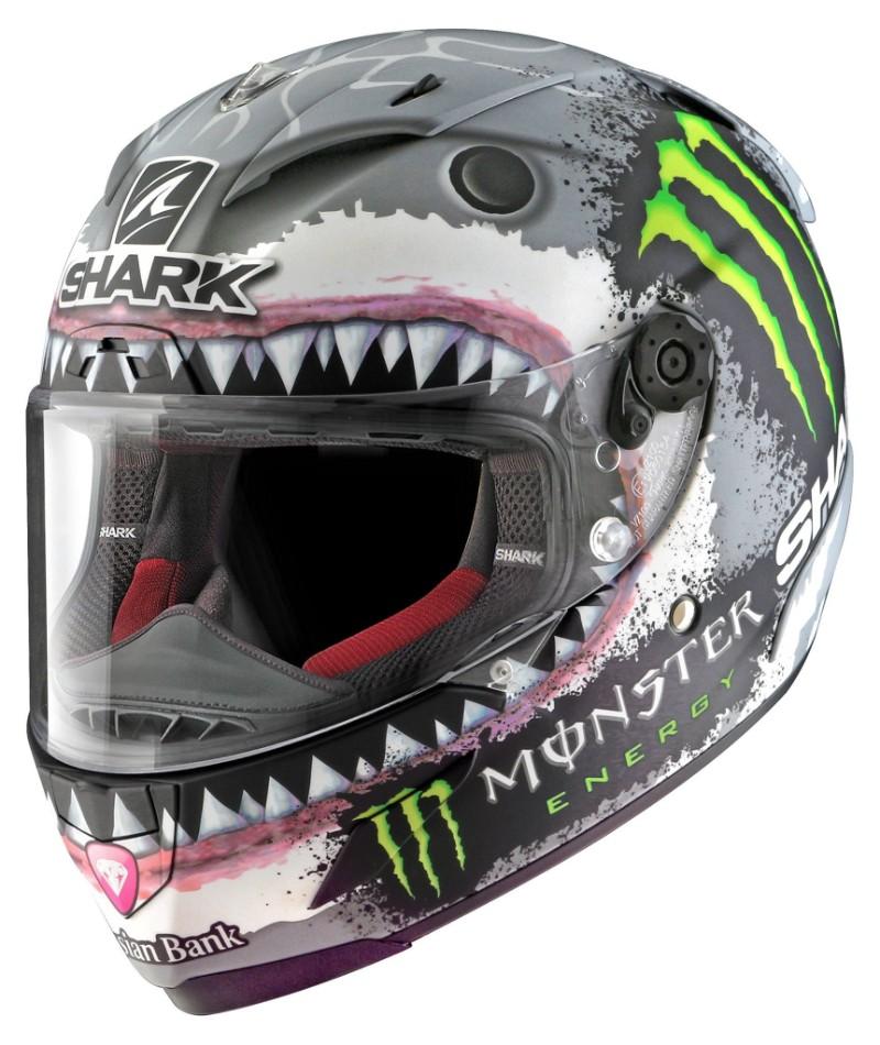 ☆SHARKヘルメットからRace-R PRO...