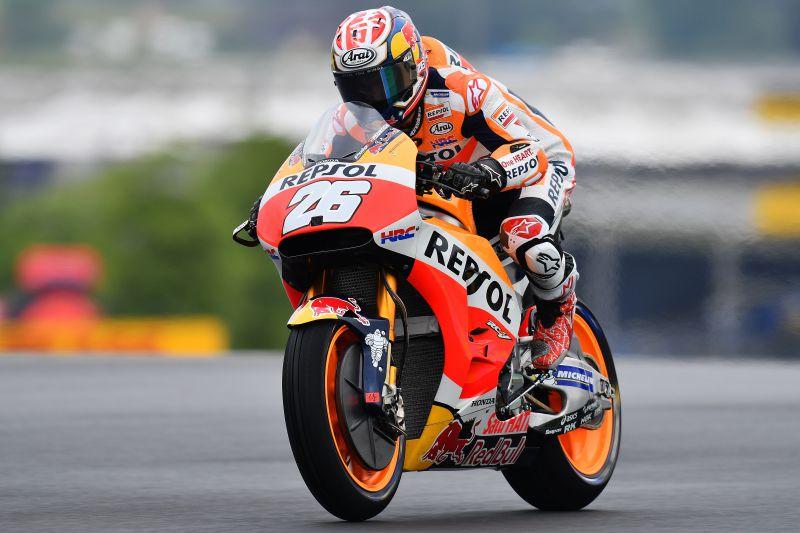 MotoGP2017 ペドロサ「腕上がり手術のドクターを紹介してくれたのはニッキーだった」
