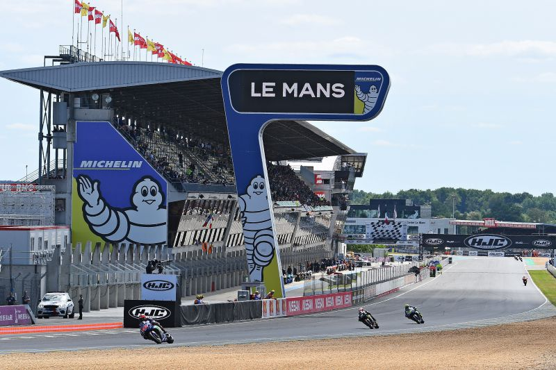★MotoGP2017ミシュラン フランスGP決勝レースリリース
