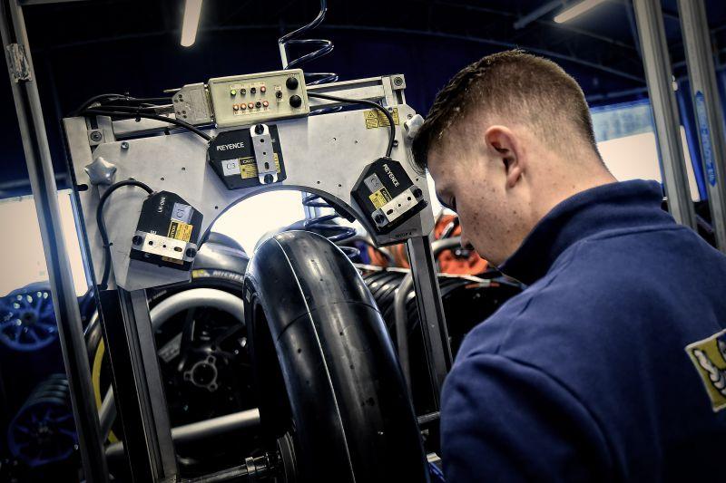 ★MotoGP2017 イタリアGP(ムジェロ戦)から2016年型フロントタイヤを使用