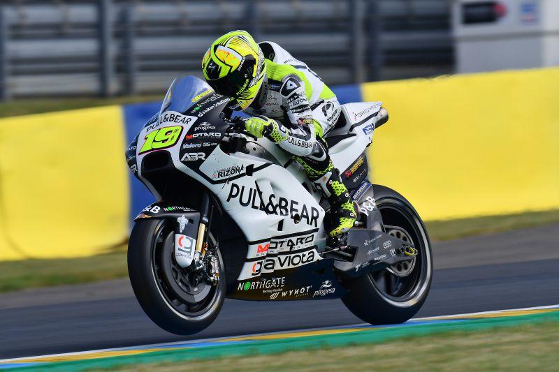 ★MotoGP2017チェコGP バウティスタ「ブルノは難易度が高いサーキット。Ducatiには合っていると思う」
