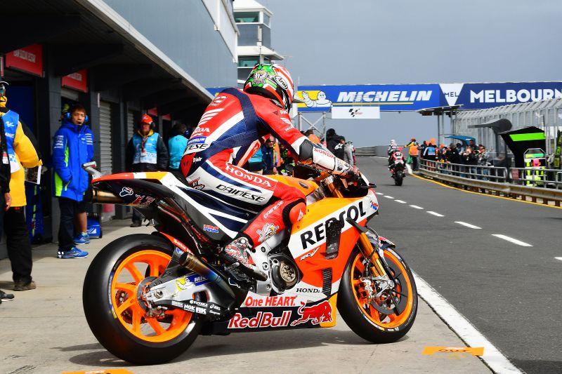 MotoGPクラスの選手達からの、ヘイデン選手への言葉