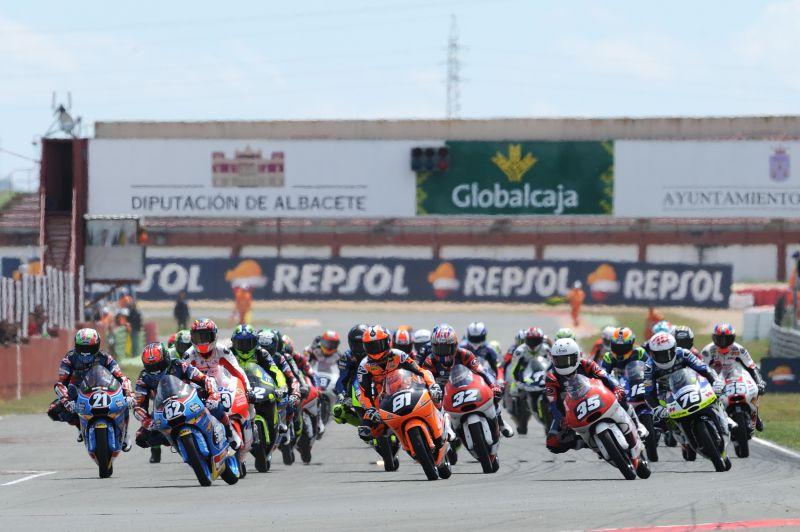 ★CEV Repsol 2017ル・マン戦 Moto3クラスの決勝レースは土曜日に開催