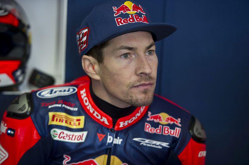 ★Red Bull ホンダ ワールドスーパーバイクチーム ヘイデン選手へのお別れの言葉