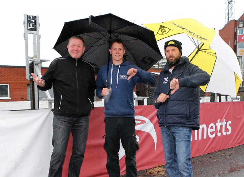 ★マン島TT2017 月曜の予選セッションも悪天候によりキャンセル