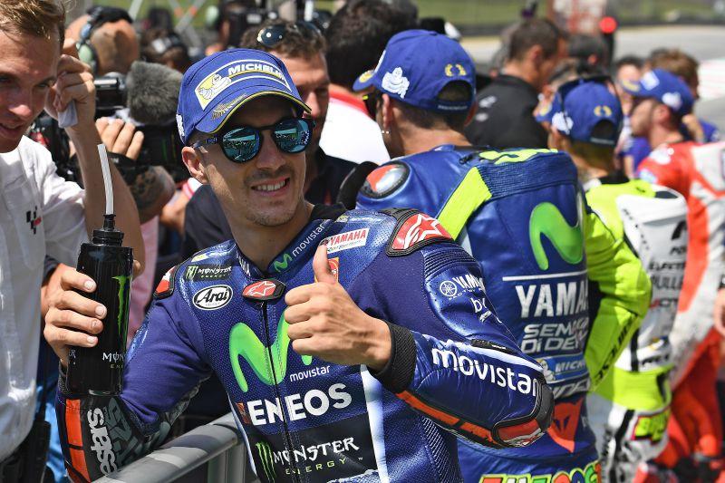 ★MotoGP2017イタリアGP 予選1位ビニャーレス「チームが最高のバイクを用意してくれた」