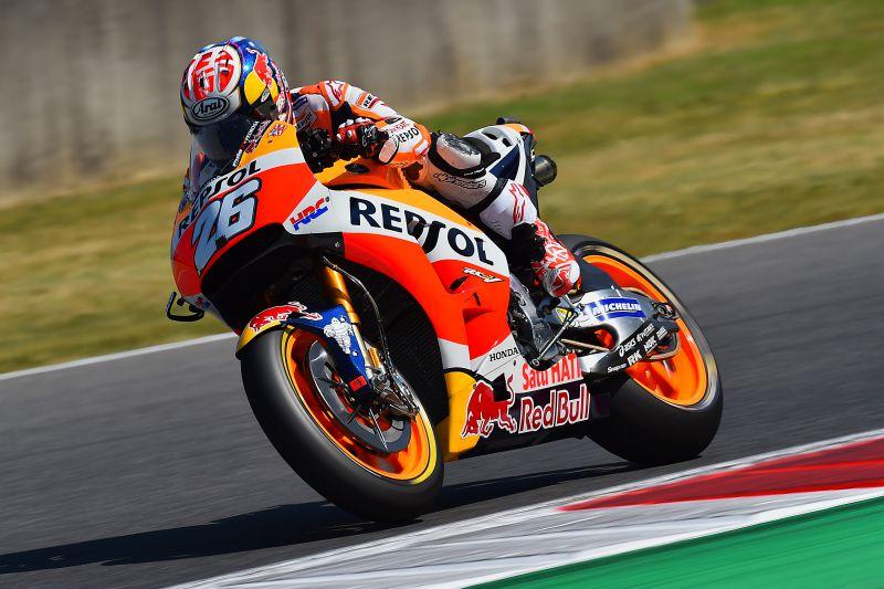 ★MotoGP2017イタリアGP 予選5位ペドロサ「最初の数週に強い走りをすることが重要」