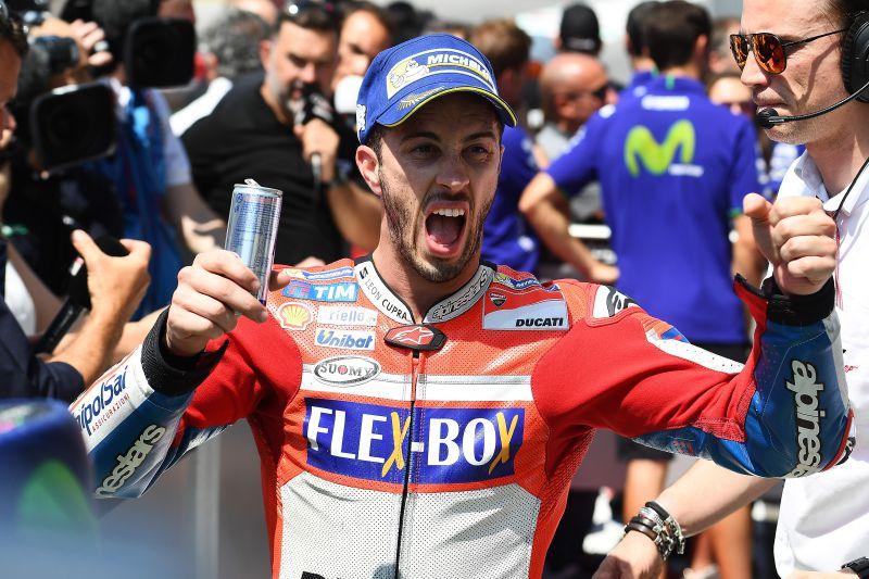 ★MotoGP2017イタリアGP 予選3位ドヴィツィオーゾ「優勝争いが出来ると思う」