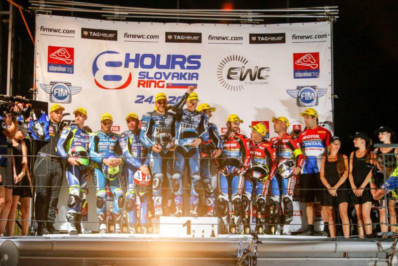 ★スロバキアリング8時間耐久レース結果