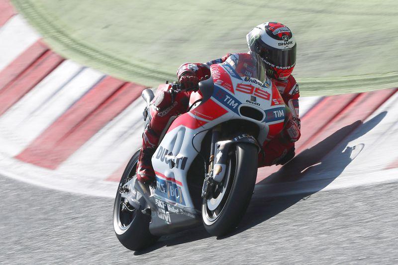 ★MotoGP2017イタリアGP ロレンソ「ヘレス同様の競争力を発揮したい」