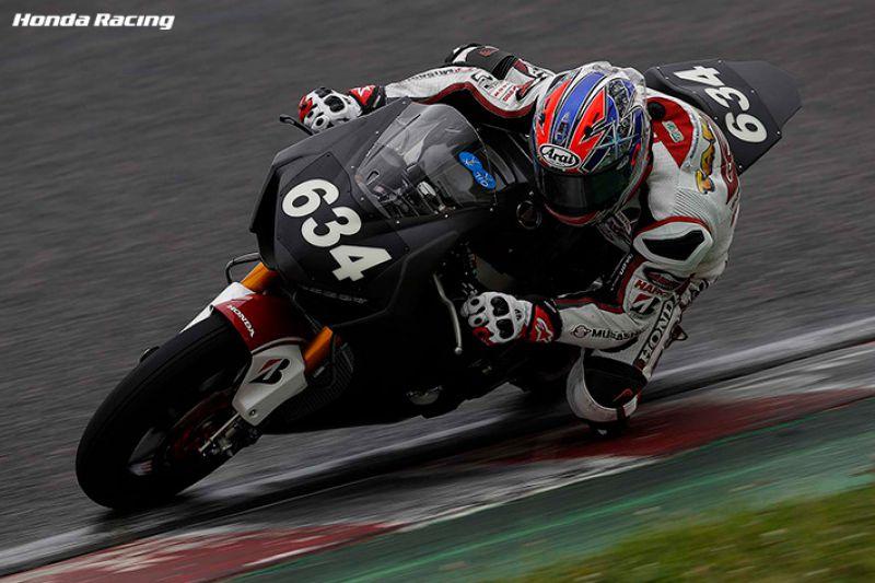 ★鈴鹿8時間耐久ロードレース メーカー合同テストトップタイムはMuSASHi RT HARC-PROの高橋巧