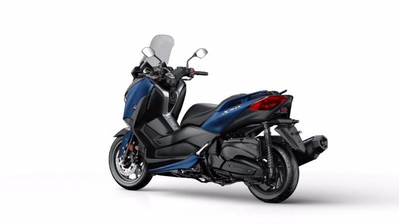 ヤマハから2018年型x max 400が登場 気になるバイクニュース