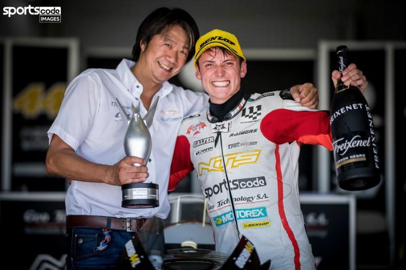 ★NTS CEV Repsol Moto2 第三戦 Valencia: 決勝レポート
