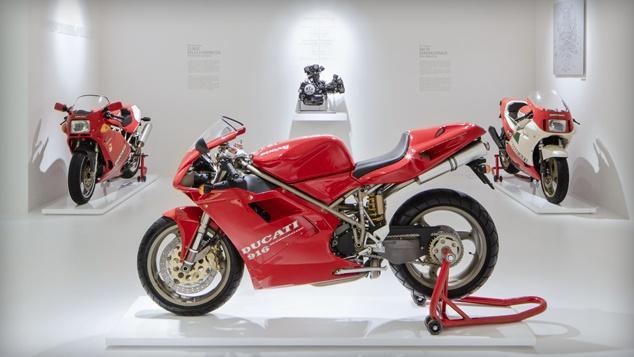 ★Ducati ミサノGPに合わせてドゥカティ・ミュージアム&ファクトリーをオープン、特別な見学ツアーを開催