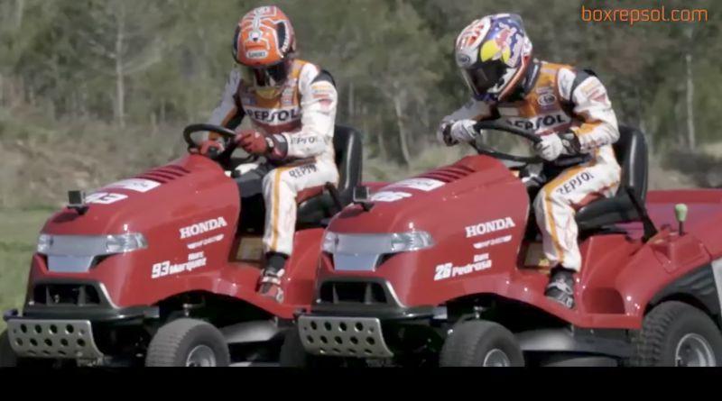 ★MotoGP2017レプソルホンダの2人の特別レース