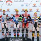 ★CEV Repsol 2017エストリル戦 Moto2クラスレース2決勝結果