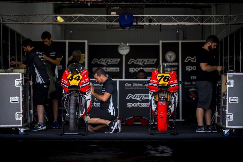 ★NTS CEV Repsolカタルーニャ戦 Moto2クラス予選  オデンダール5位、 尾野13位で予選を通過