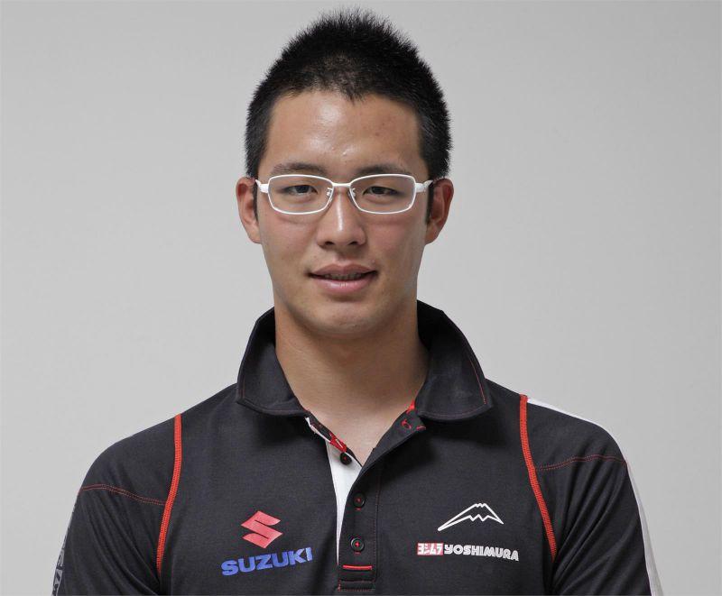 ★スズキ・エンデュランス・チーム 濱原 颯道選手を3人目の選手として起用