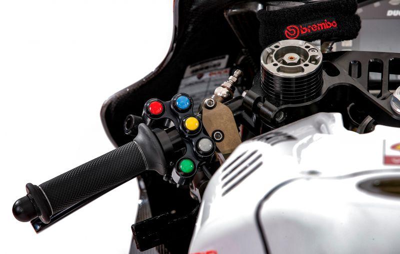 ★MotoGP2017 ダニロ・ペトルッチが解説するMotoGPマシンのサムブレーキ