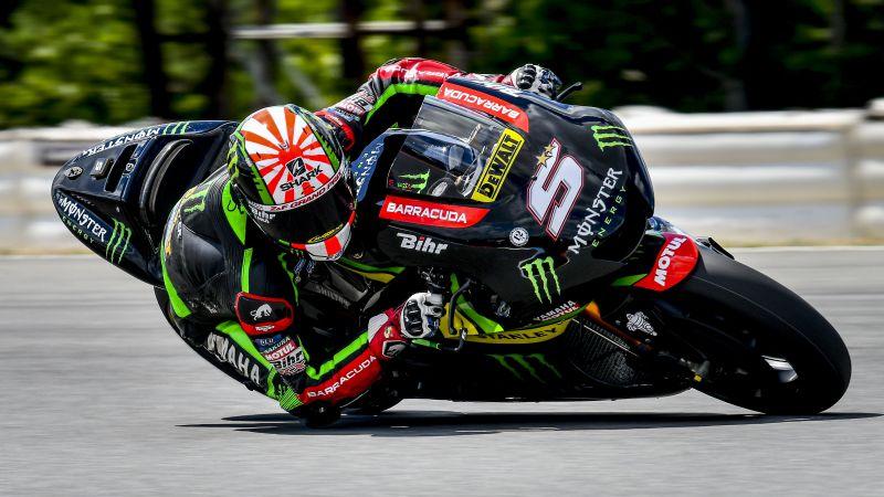 ★MotoGP2017オーストリアGP ザルコ「MotoGPバイクに乗ってどんなレースになるか楽しみ」