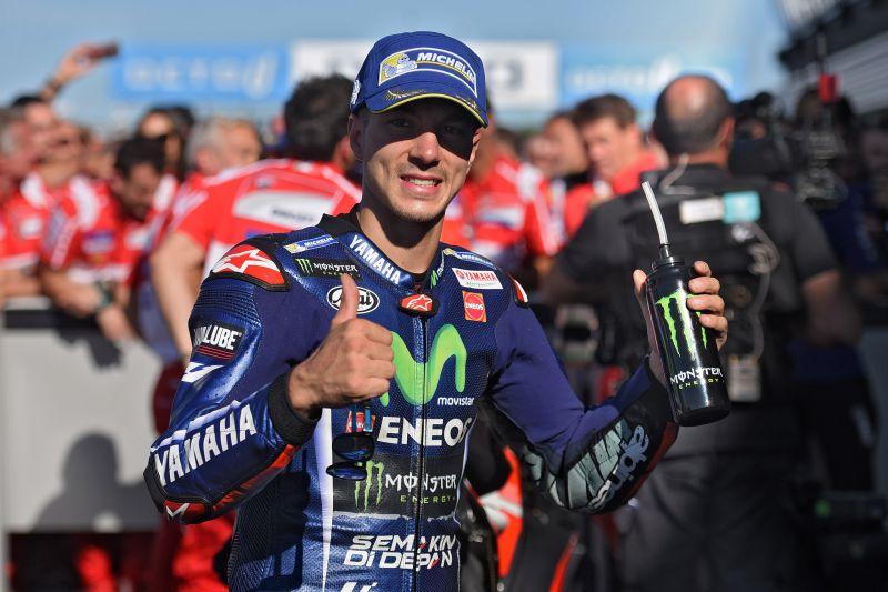 ★MotoGP2017イギリスGP 2位ビニャーレス「今日はベストと言える走りだった」
