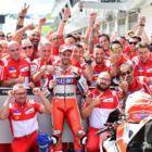 ★MotoGP2017 Ducati CEO クラウディオ・ドメニカーリ「ドヴィの事を讃えたい」