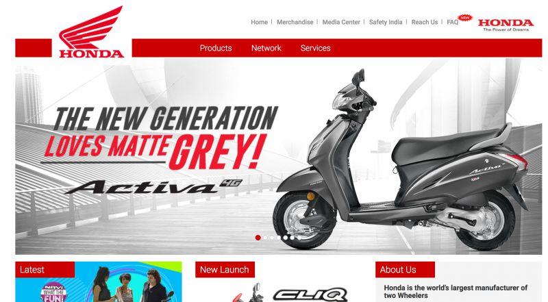 ★ホンダ インドの二輪車第三工場、生産能力拡大記念式典を開催