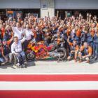 ★MotoGP2017オーストリアGP10位 カリオ「最高のMotoGPクラスでのレースだった」