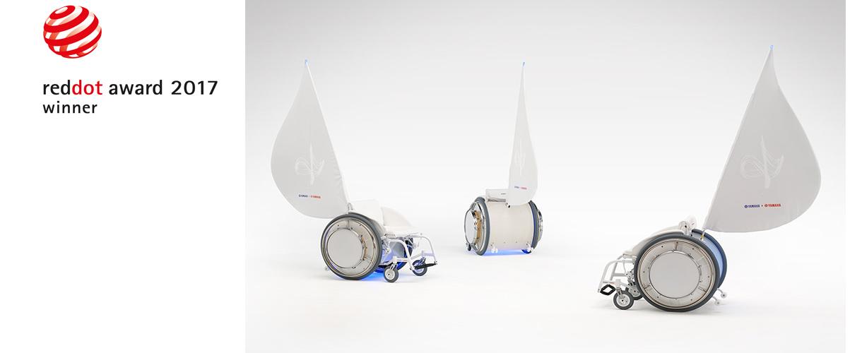 ★ヤマハ 「&Y01」が「グッドデザイン賞」「iF Design Award」に続き世界的デザイン賞「Red Dot Award」コンセプト部門初受賞
