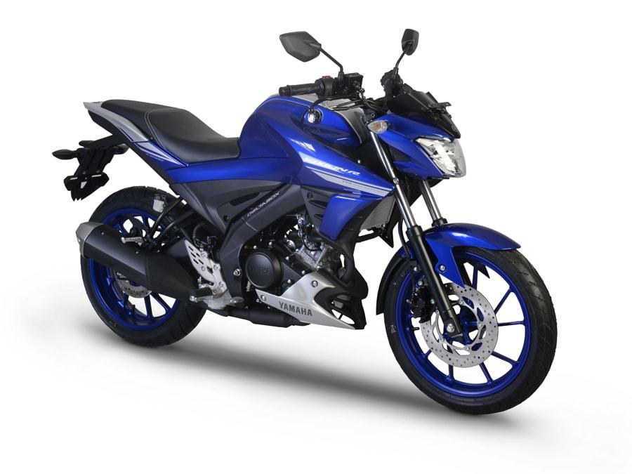 ★ヤマハ 新型「YZF-R15」のエンジンを搭載したプラットフォームモデル ネイキッドスポーツ「V-IXION R」 インドネシアで発売