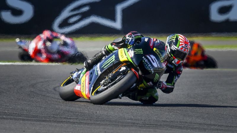 ★MotoGP2017サンマリノGP ザルコ「トップ5で完走しポイントを獲得したい」