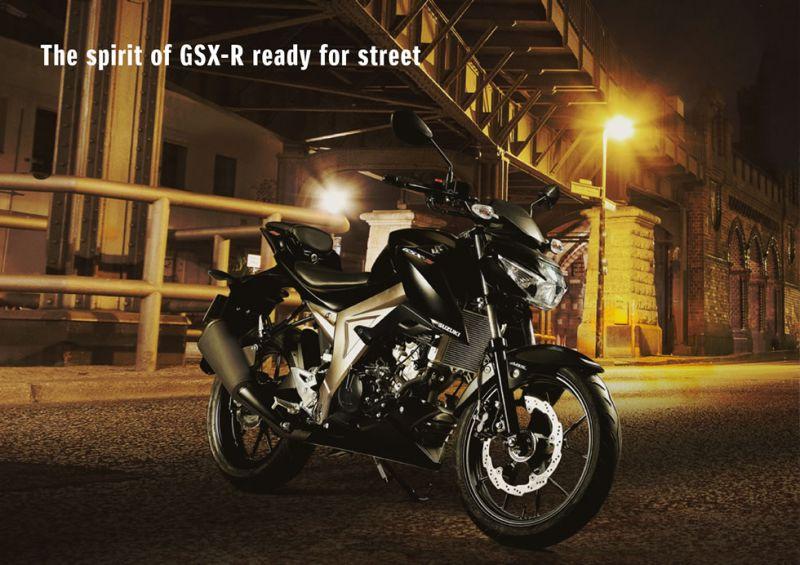 ★スズキ GSX‐Sシリーズの新型モデル「GSX‐S125 ABS」を発売