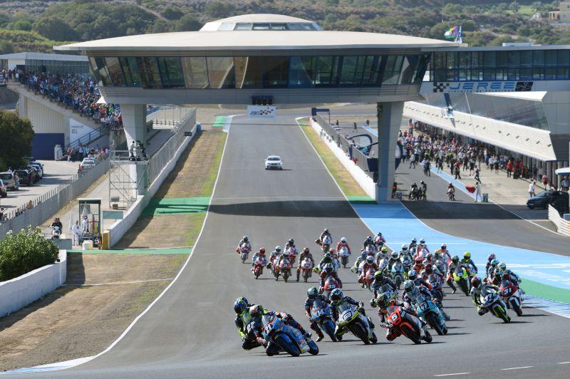 ★CEV Repsol 2017ヘレス戦 Moto3クラスレース1決勝結果