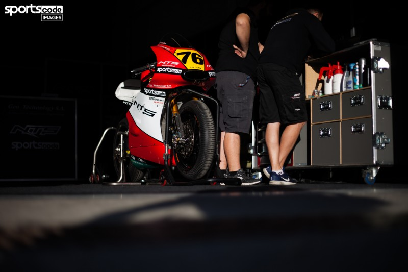 ★NTS FIM CEV Repsol Moto2 Round5 ヘレスサーキット : 公式予選レポート