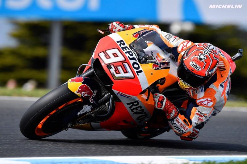 ★MotoGP2017オーストラリアGP 優勝マルケス「信じられないようなレースだった」