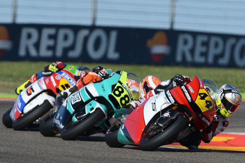 ★CEV Repsol 2017アラゴン戦 Moto2クラスレース1結果
