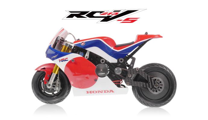 ★1/8 HONDA RC213V-S X-Rider RC Bike 予約販売開始!! [先着100名様限定 ライダーフィギュア & 充電器 プレゼント!!]