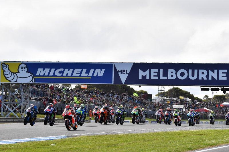 ★MotoGP2017ミシュランタイヤ オーストラリアGP決勝レースリリース