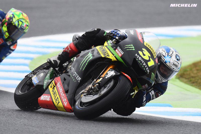★MotoGP2017日本GP 野左根「レースには出場したいと思っている」