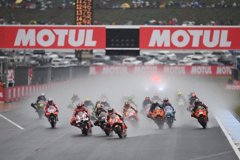 ★MotoGP2017ミシュラン 日本GP決勝レースリリース
