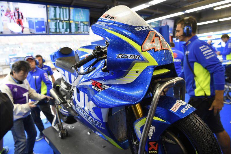 ★MotoGP2017オーストラリアGP リンス「サーキットレイアウトはGSX-RRに合っている」