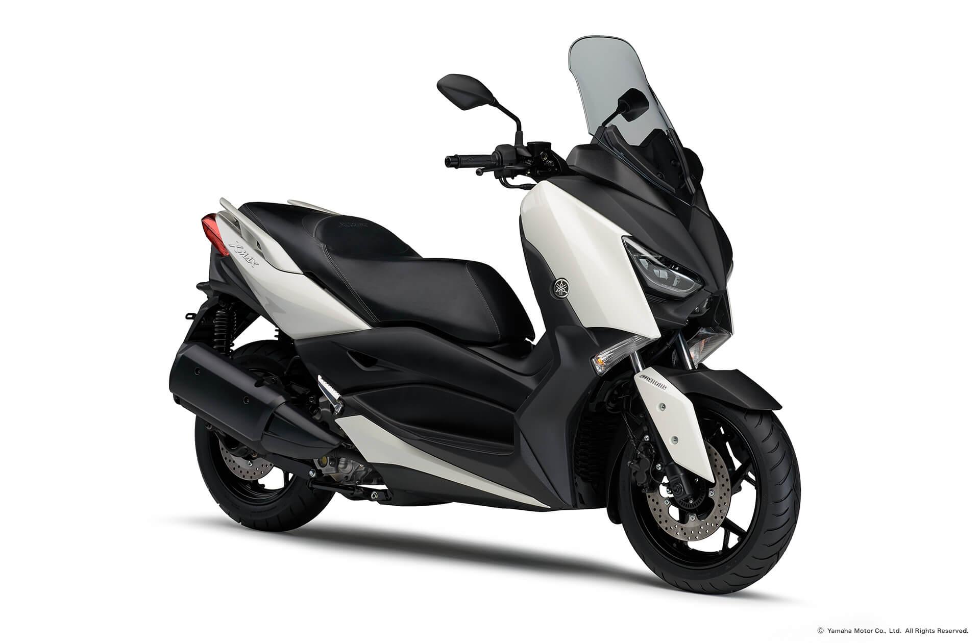 """★ヤマハ 249cm3""""BLUE COREエンジン""""搭載 新型スクーター「XMAX ABS」を発売"""