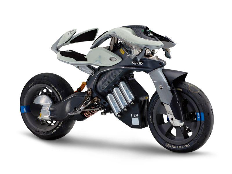 ★第45回東京モーターショー2017 ヤマハ発動機の主な出展モデルについて