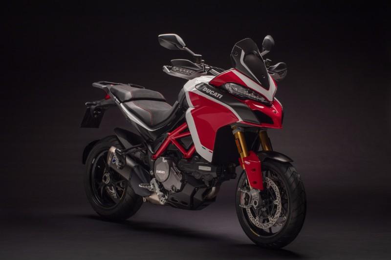 ★Ducati Ducatiワールド・プレミアにおいてMultistrada(ムルティストラーダ) 1260 Pikes Peakを発表