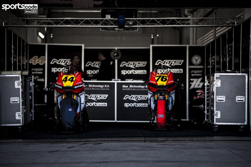 ★NTS FIM CEV Repsol Moto2 最終戦 バレンシアサーキット : 決勝レースレポート