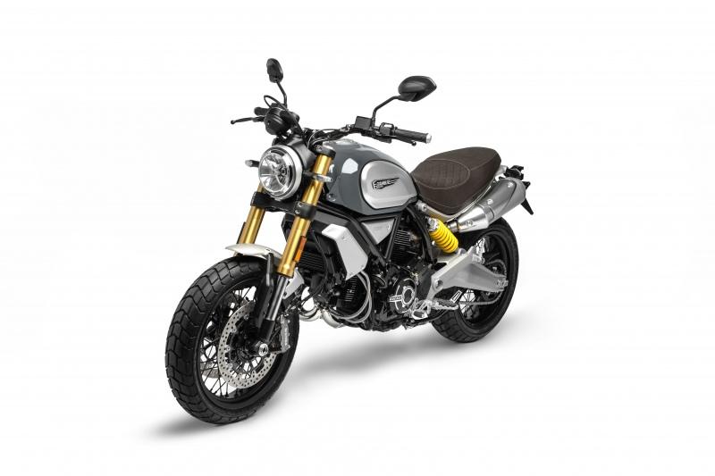 ★Ducati Ducatiワールド・プレミアにおいてScrambler 1100(スクランブラー1100)を発表