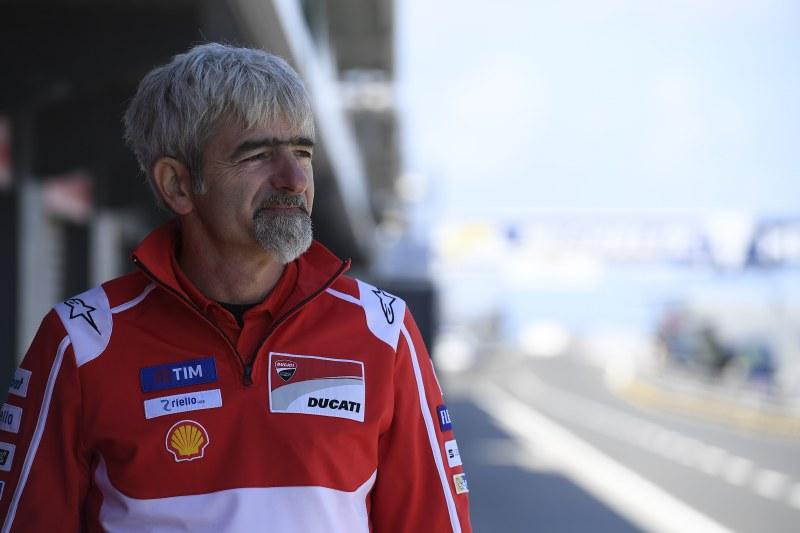 ★MotoGP2017バレンシアGP ジジ・ダッリーニャ「技術的に大きく前進したシーズンだった。私はロレンソを信じている」