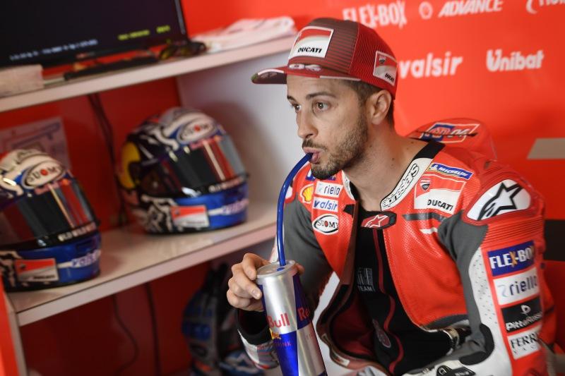 ★MotoGP2018 タイテスト3日目 7位ドヴィツィオーゾ「GP18が競争力の高いバイクだと確認出来た」