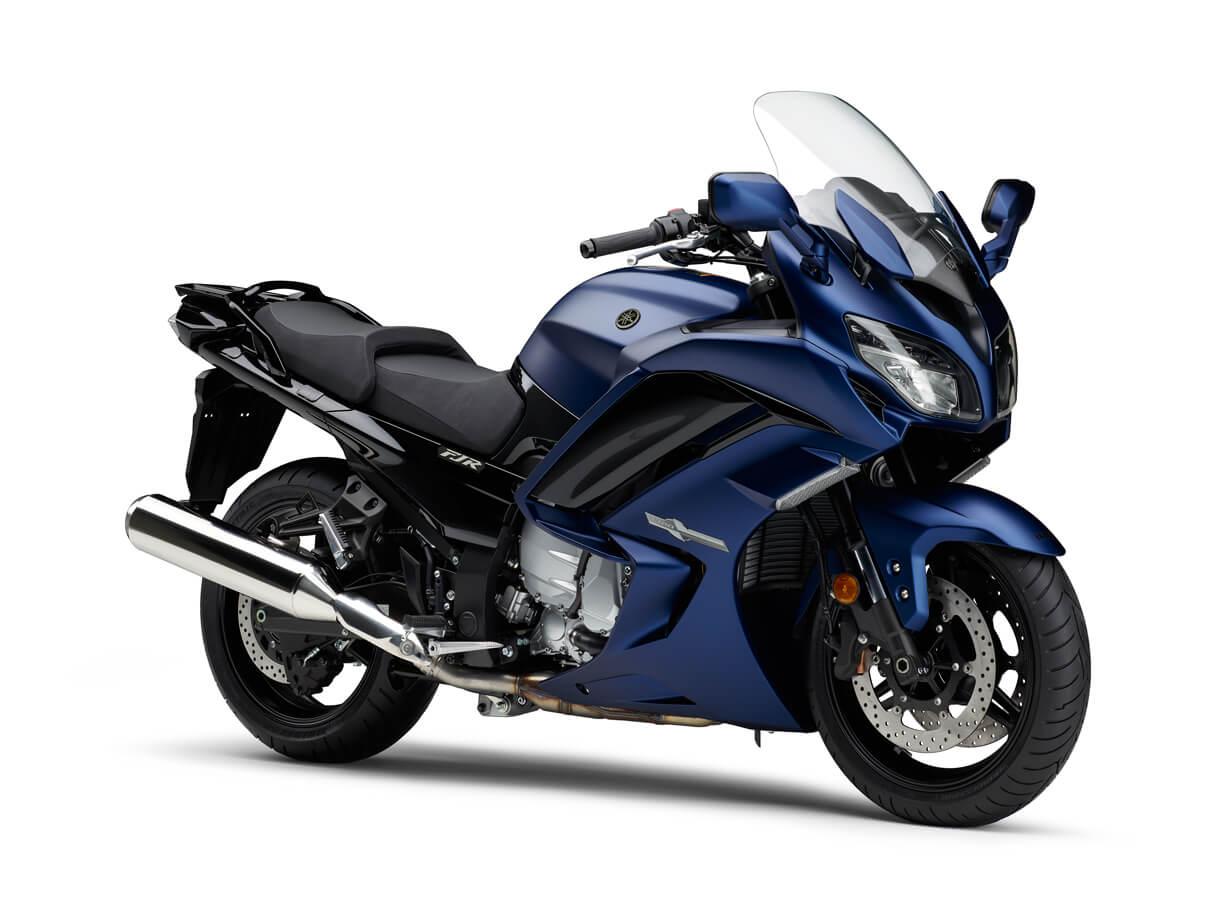 """★ヤマハ""""スポーツツーリング""""最高峰モデルとしての存在感を演出 スポーツツアラー「FJR1300AS/A」のカラーリングを変更"""