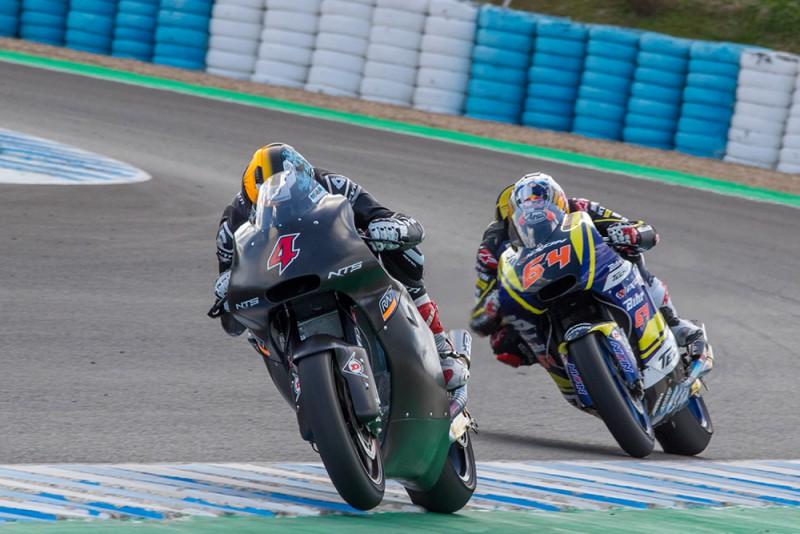 ★NTS RW Racing GP 2回目のプレシーズンテストも生産的な内容で終える。
